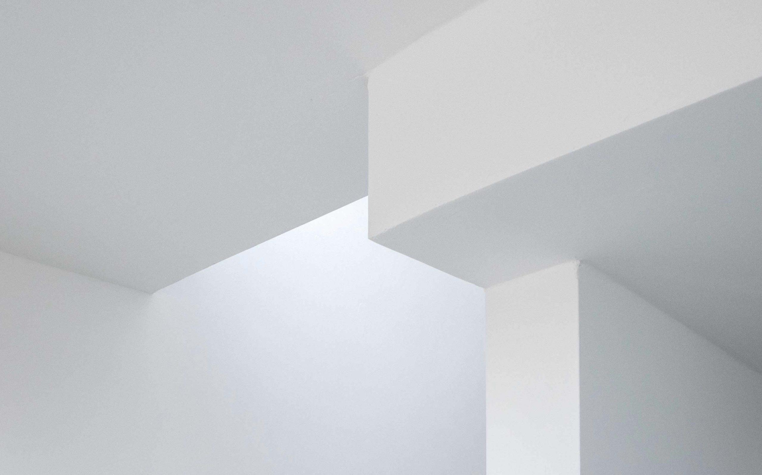 Etagenkennzeichnung für das Rechenzentrum der Finanzverwaltung des Landes Nordrhein-Westfalen   Architektur Detail   Keywords: Etagenkennzeichnung, Signaletik, Leitsystem, Orientierungssystem, Design, Grafikdesign, Typografie
